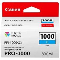 Canon Original - Tinte cyan PFI-1000C - 0547C001AA