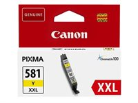 Canon Original - Tinte XXL gelb CLI-581Y XXL