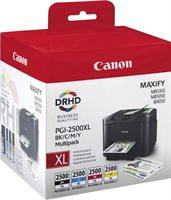 Canon Original - PGI-2500XL C/M/Y/BK Tinte