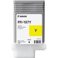 Canon Original - Tinte gelb PFI-107Y -  6708B001AA