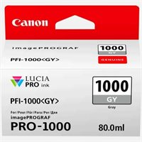 Canon Original - Tinte grau PFI1000GY - 0552C001AA