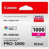 Canon Original - Tinte magenta PFI-1000M