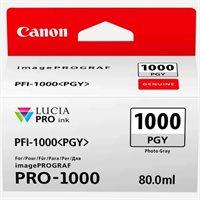 Canon Original - Tinte photo grau PFI-1000PGY