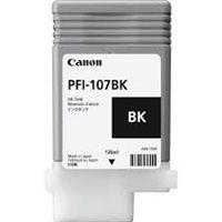 Canon Original - Tinte photo schwarz PFI-107BK