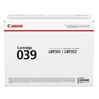 Canon Original - Toner 039 schwarz -  0287C001