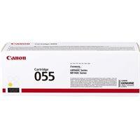 Canon Original Toner 055 gelb - 3013C002