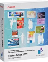 Canon PosterArtist 2009 - Box-Pack - Win