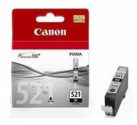 Canon Tintenpa. foto-schwarz, CLI-521BK (2933B001)