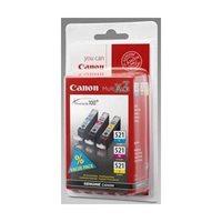 Canon Tintenpatrone CLI-521 Multipack C/M/Y