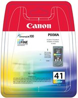 Canon Tintenpatrone color, CL-41 (0617B001)