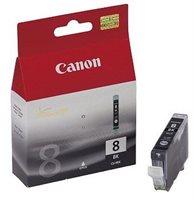 Canon Tintenpatrone schwarz, CLI-8BK (0620B001)