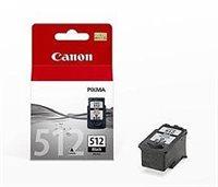 Canon Tintenpatrone schwarz, PG-512 (2969B001)