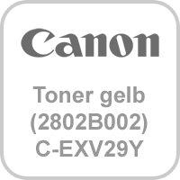 Canon Toner für IR C5035 gelb (2802B002)