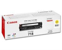 Canon Toner gelb, Cartridge Nr. 718 für LBP7200