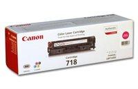 Canon Toner magenta, Cartridge Nr. 718 für LBP7200