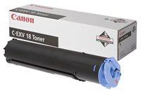 Canon Toner schwarz für iR1018/1022    - C-EXV18 -