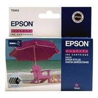 EPSON Farbtintenpatrone für Stylus C64/C84, magent