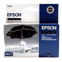 EPSON Farbtintenpatrone für Stylus C64/C84, schwar