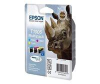 Epson Multipack C/M/Y für B40W, T10064010
