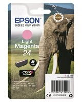 Epson Original - Tinte hell magenta - 24 Claria