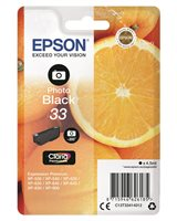 Epson Original - Tinte Photo schwarz - 33 Claria