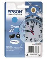 Epson Original - Tinte XL cyan - 27 DURABrite