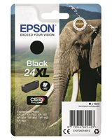 Epson Original - Tinte XL schwarz - 24 Claria
