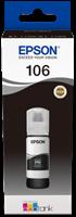 Epson Original 106 - Tinte Photo schwarz -  C13T00R140