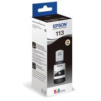 Epson Original schwarz - Nachfülltinte 113 - C13T06B140
