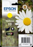 Epson Original Tinte 18 gelb - C13T18044012