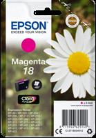 Epson Original Tinte 18 magenta - C13T18034012