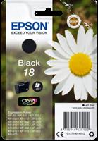 Epson Original Tinte 18 schwarz - C13T18014012