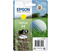 Epson Original - Tinte 34 gelb -  C13T34644010