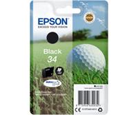 Epson Original - Tinte 34 schwarz -  C13T34614010