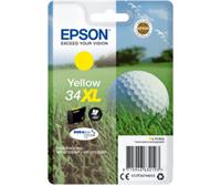 Epson Original - Tinte 34XL gelb -  C13T34744010