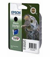 Epson Original Tinte black T0791