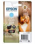 Epson Original - Tinte hell-cyan -  C13T37854010