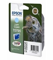 Epson Original Tinte light cyan T0795