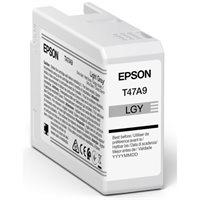 Epson Original Tinte Light Grau T47A9 - C13T47A900