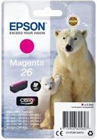 Epson Original - Tinte magenta -  C13T26134012