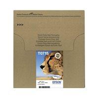 Epson Original Tinte Multipack bk/c/m/y Easy Mail Packaging T1285