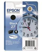 Epson Original - Tinte schwarz - 27 DURABrite