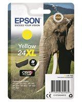 Epson Original - Tinte XL gelb - 24 Claria