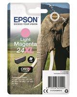 Epson Original - Tinte XL hell magenta - 24 Claria