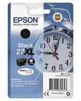 Epson Original - Tinte XL schwarz - 27 DURABrite
