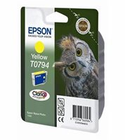 Epson Original Tinte yellow T0794