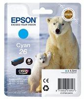 Epson Singlepack cyan 26 Claria T2612