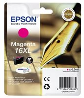 Epson Singlepack magenta 16XL Ultra Ink T1633