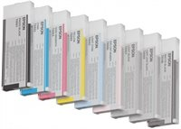 Epson Tinte für Pro 4880 light cyan, HC