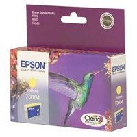 Epson Tinte gelb T0804, T08044011